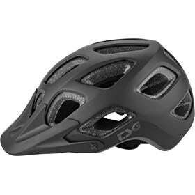 TSG Seek Solid Color Helm satin black